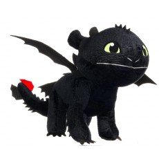 HOW TO TRAIN YOUR DRAGON: THE HIDDEN WORLD - TOOTHLESS 40 CM