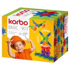 CONSTRUCTION BLOCKS KORBO BASIC 90