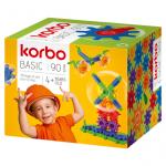 KLOCKI KONSTRUKCYJNE KORBO BASIC 90