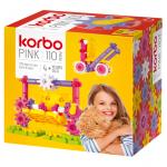 KLOCKI KONSTRUKCYJNE KORBO PINK 110