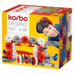 KLOCKI KONSTRUKCYJNE KORBO CAR SERVICE 119