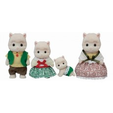 SYLVANIAN FAMILY WOLLY ALPACA FAMILY 5358