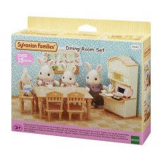 SYLVANIAN FAMILY DINING ROOM SET 5340