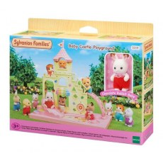 SYLVANIAN FAMILY BABY CASTLE PLAYGROUND 5319