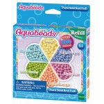 AQUABEADS PASTEL SOLID BEAD PACK 31360