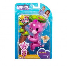 FINGERLINGS GIRAFFE MEADOW 3555