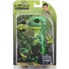 FINGERLINGS UNTAMED INTERAKTYWNY DINOZAUR RAPTOR HAZARD 3881