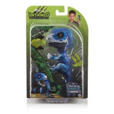 FINGERLINGS UNTAMED INTERAKTYWNY DINOZAUR RAPTOR FROSTBITE 3882