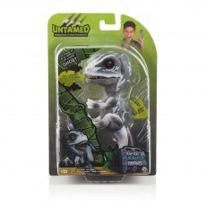 FINGERLINGS UNTAMED INTERAKTYWNY DINOZAUR RAPTOR GHOST 3883
