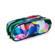 PIORNIK SASZETKA COOLPACK CLEVER RAINBOW LEAVES (A65210)