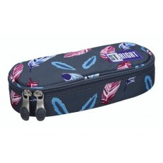 PENCIL CASE ST.RIGHT PC-01 NDIAN FEATHERS