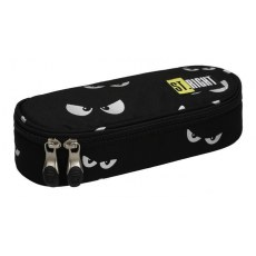 PENCIL CASE ST.RIGHT PC-01 SILVER EYES