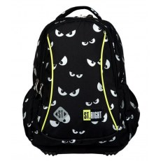 BACKPACK ST.RIGHT BP-26 SILVER EYES