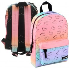 BACKPACK PUSHEEN RAINBOW 860-9275