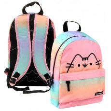 BACKPACK PUSHEEN RAINBOW 860-9276