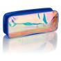 PENCIL CASE HS-98 HASH 2 BLUE