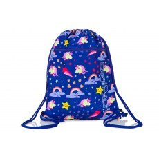 SHOE BAG COOLPACK VERT UNICORNS (A70208)