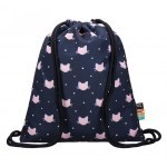 STRING BACKPACK ST.RIGHT SO-11 MEOW
