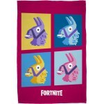FLEECE BLANKET 100 X 150 CM FORTNITE LAMA