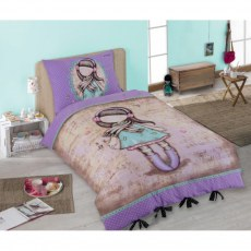 BEDDING 140 X 200 CM SANTORO GORJUSS LOST IN MUSIC GOR-7755BL