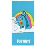 BATH TOWEL 70 X 140 CM FORTNITE LAMA UNICORN FTN-112T