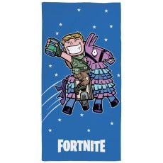 BATH TOWEL 70 X 140 CM FORTNITE LAMA FTN-110T