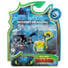 HOW TO TRAIN YOUR DRAGON: THE HIDDEN WORLD - MYSTERY DRAGONS 20103501