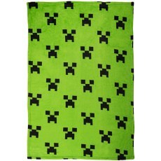 FLEECE BLANKET 100 X 150 CM MINECRAFT