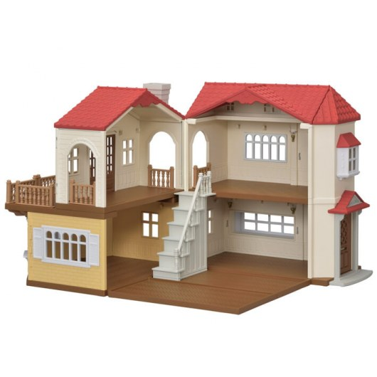 Sylvanian Families Red Roof Country Home 5302