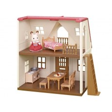 Sylvanian Families Red Roof Cosy Cottage Starter Home 5303