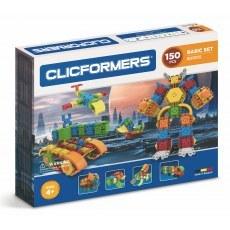KLOCKI CLICFORMERS 150 ELEMENTÓW