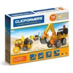 CLICFORMERS CONSTRUCTION SET 6IN1 74 PCS