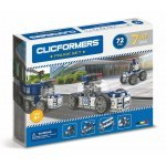 CLICFORMERS POLICE SET 7IN1 72 PCS