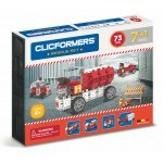 CLICFORMERS RESCUE SET 7IN1 72 PCS