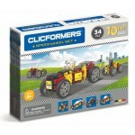 CLICFORMERS SPEED WHEEL SET 10IN1 34 PCS