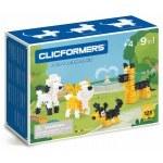 CLICFORMERS PUPPY FRIENDS SET 9IN1 123 PCS
