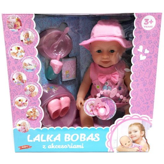 FUNCTIONAL DOLL WITH ACCESSORIES B1864440