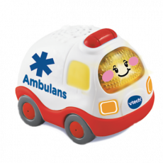 VTECH TUT TUT CAR AMBULANCE 60805