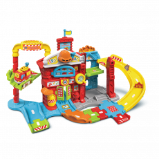 VTECH TUT TUT CAR FIRE-STATION 60813