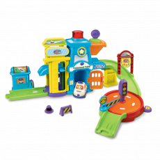 VTECH TUT TUT CAR POLICE STATION 61073