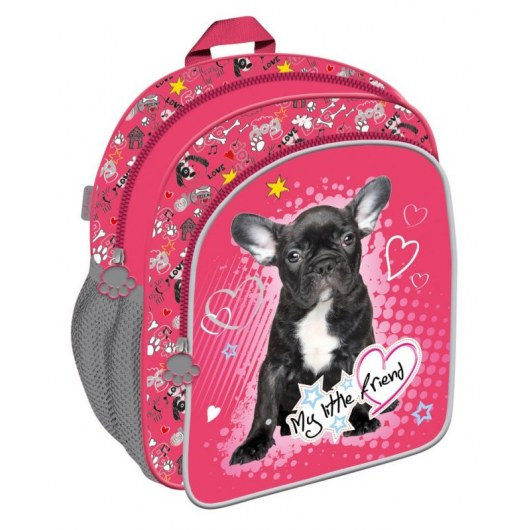 BACKPACK MY LITTLE FRIEND DOG