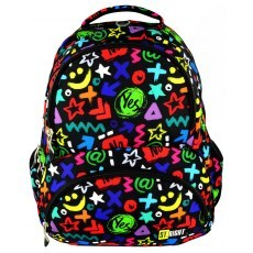 BACKPACK ST.RIGHT YES OR NO BP-07