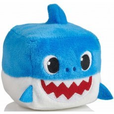 BABY SHARK CUBE SINGING MASCOT DADDY SHARK