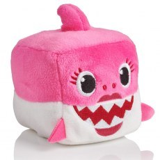 BABY SHARK CUBE SINGING MASCOT MUMMY SHARK
