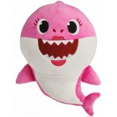 BABY SHARK SINGING MASCOT MUMMY SHARK 30 CM