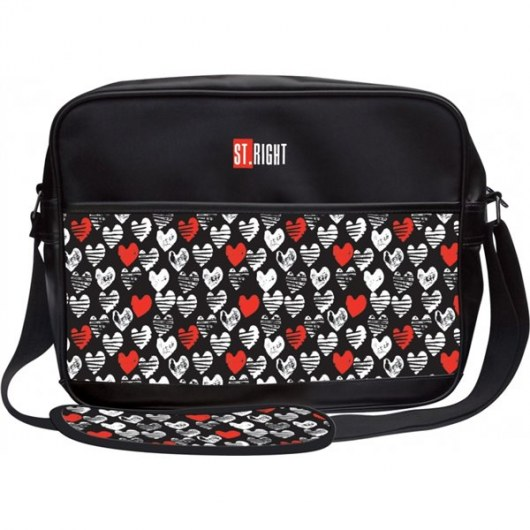 SHOULDERBAG ST.RIGHT SB-02 HEARTBEAT