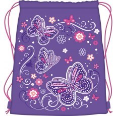 SHOE BAG BAMBINO BUTTERFLY