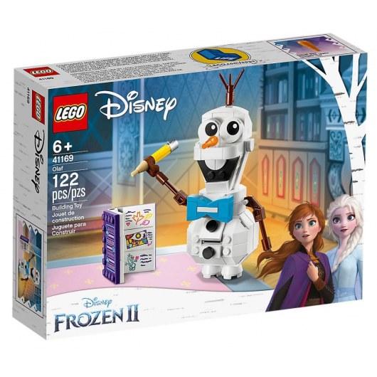 KLOCKI LEGO DISNEY FROZEN 2 BAŁWANEK OLAF 41169