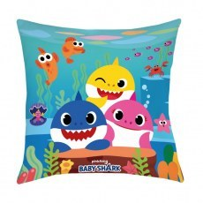 CUSHION 40 X 40 CM BABY SHARK BSH-306C