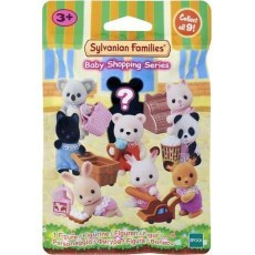 SYLVANIAN FAMILIES BABY SHOPPING SERIES 5381